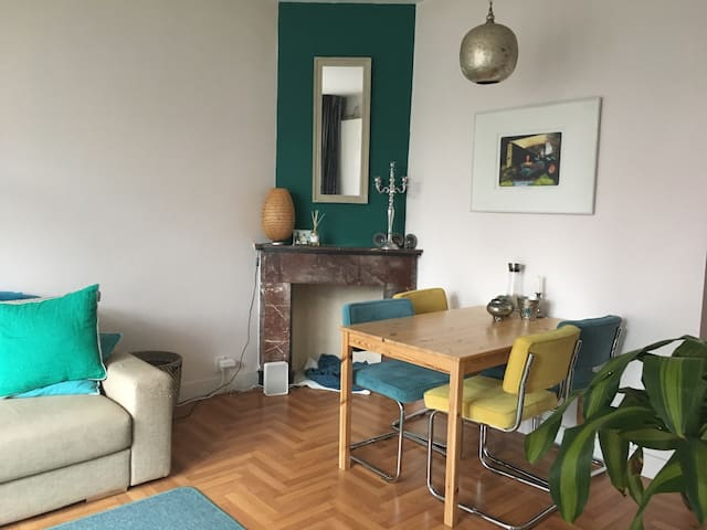 Cosy, comfortable & Well located! - Haarlem - Appartement
