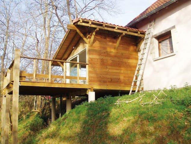 Studio meublé, vue sur la forêt - Saubusse - Apartamento