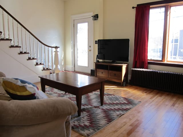 Remodeled House Downtown - Marquette - Casa