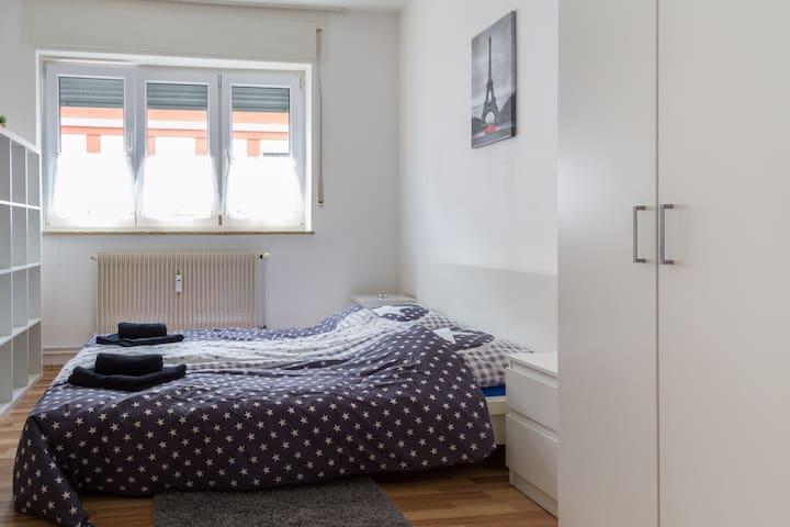 Im Herzen von Singen CITY-ROOM Nr. 2 - Singen (Hohentwiel) - Lägenhet