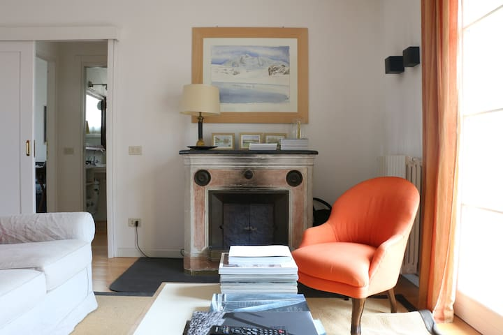 Charming apartment located in amazing Golfclub - Bogogno - Appartement