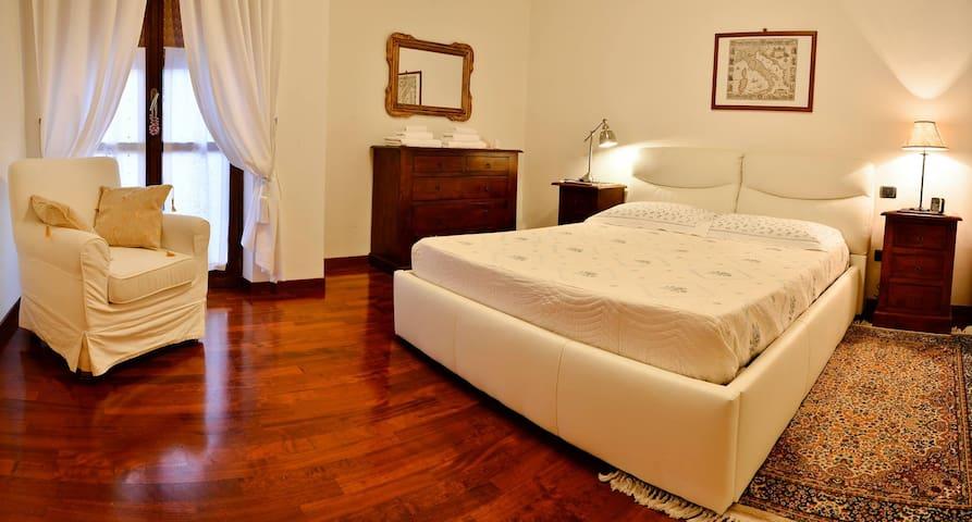 Camera doppia con bagno privato - Ascoli Piceno - Appartement
