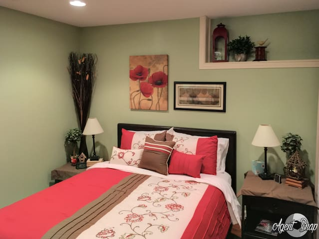 Private Mother-in-Law Suite / 2 Beds & Kitchenette - Leavenworth - Hus