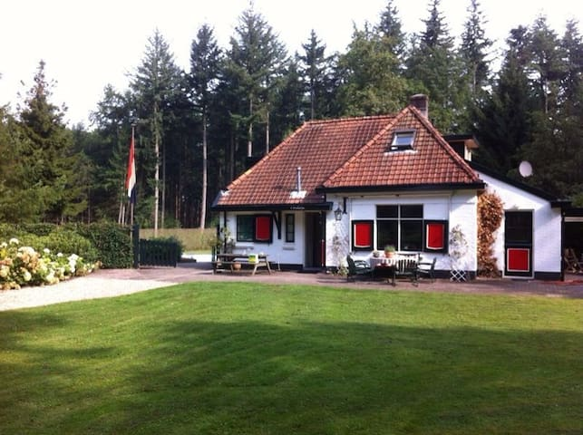 Romantisch geheel vrijstaand huis op de Veluwe - Epe - Casa