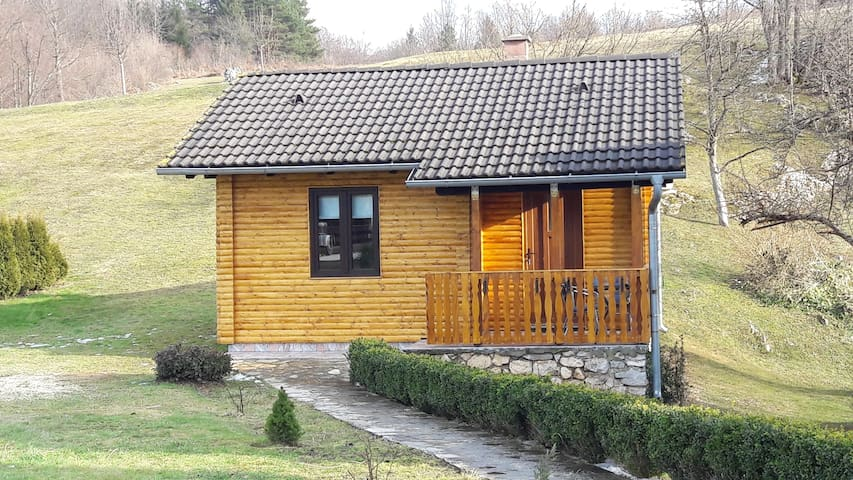 HOUSE FOR 2 AT PLITVICE - Rastovača - Leilighet