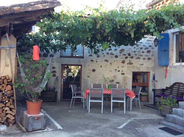 La Grange - Lavilledieu - Rumah