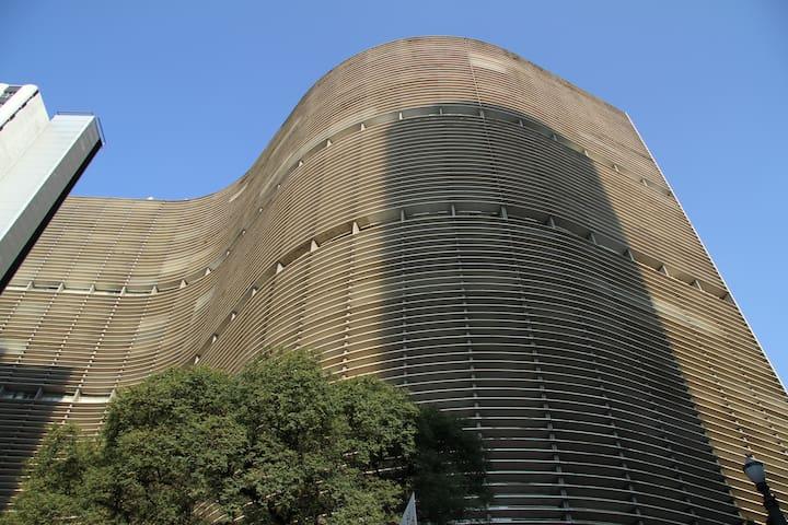 Studio 21º floor Copan Building - São Paulo - Appartement