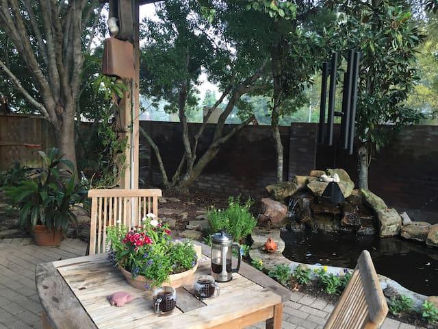 Lovely 3 bedroom garden retreat - Sugar Land - Maison