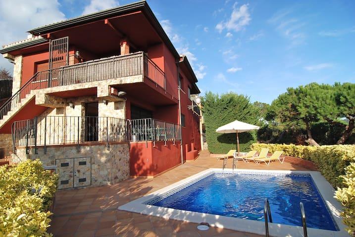 Preciosa casa muy cerca de la Costa Brava - El Mas Móra