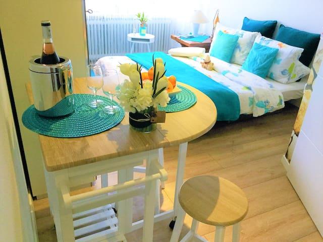 Stylisches Mini-Appartement - Bühl - 아파트