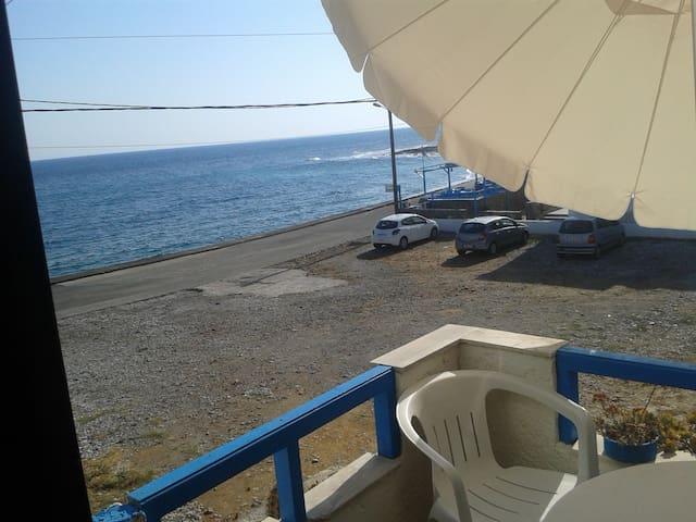 Apartm 10m to beach VILLA VISTA No2 - Παραλία Μιλάτου
