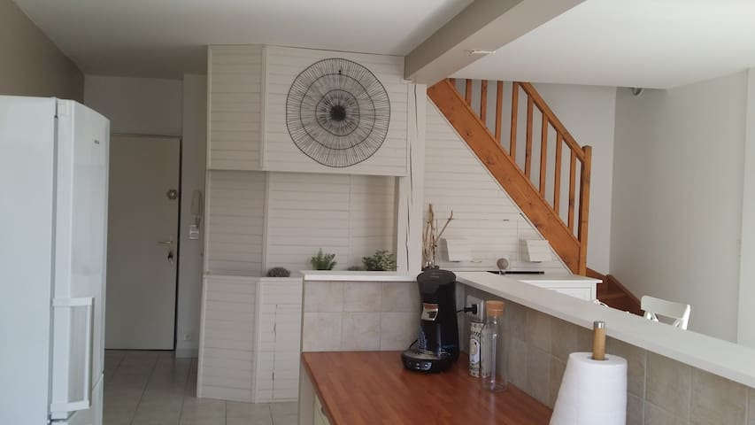Appartement de charme - Valence d'Agen - Apartemen
