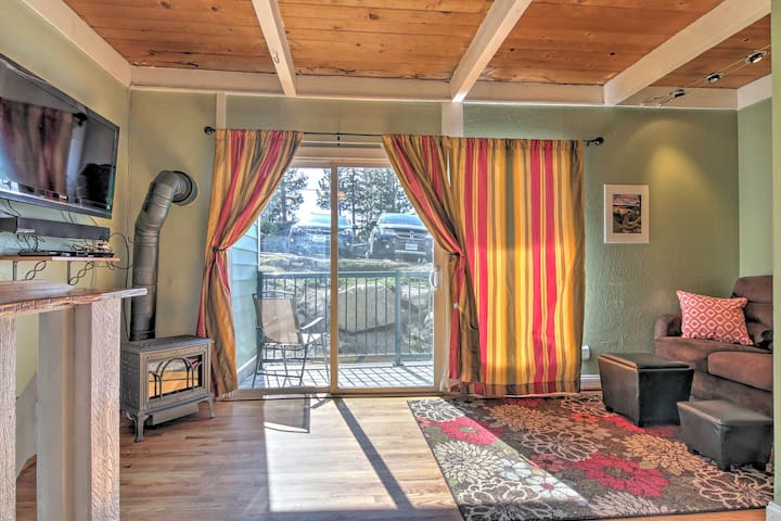 Updated 1BR close to the slopes! - Stateline