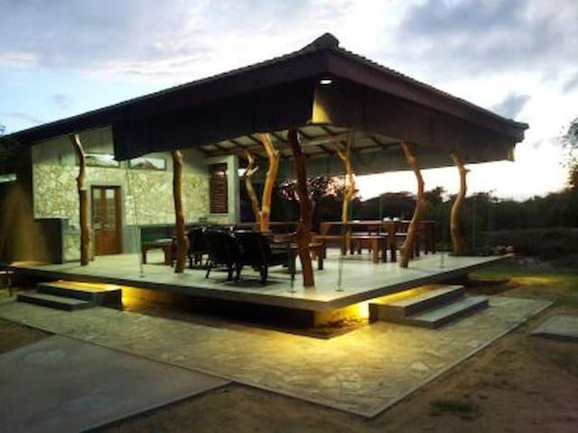 LEOPARD CORRIDOR - YALA - Palatupana