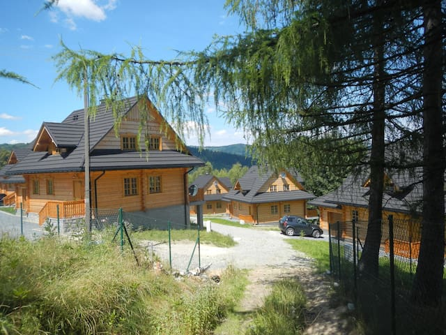 Mosorny Park 4, Eco-holiday accom - Zawoja - 獨棟