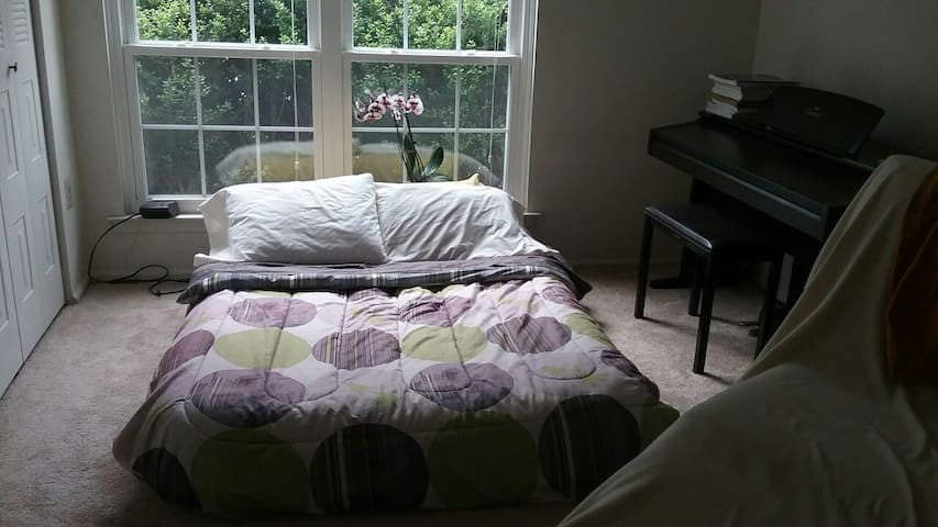 1 bedroom + private bath, free parking - Hamilton Township - Departamento