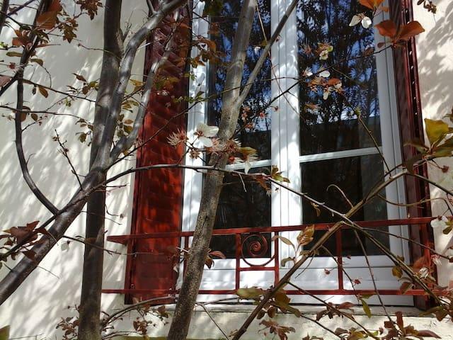 Maison avec petit jardin - Vichy - Huis