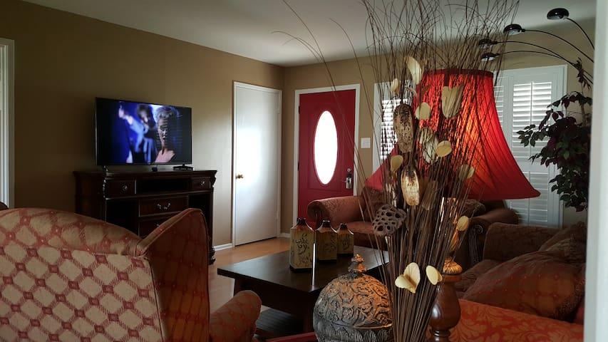 World Nomad private room - Сан-Антонио