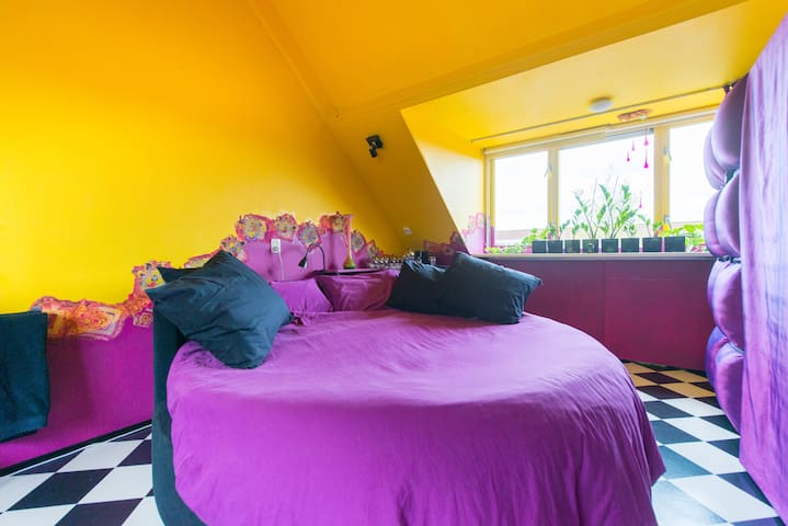 Amsterdam Double Room great central spot - Amsterdam - Bed & Breakfast