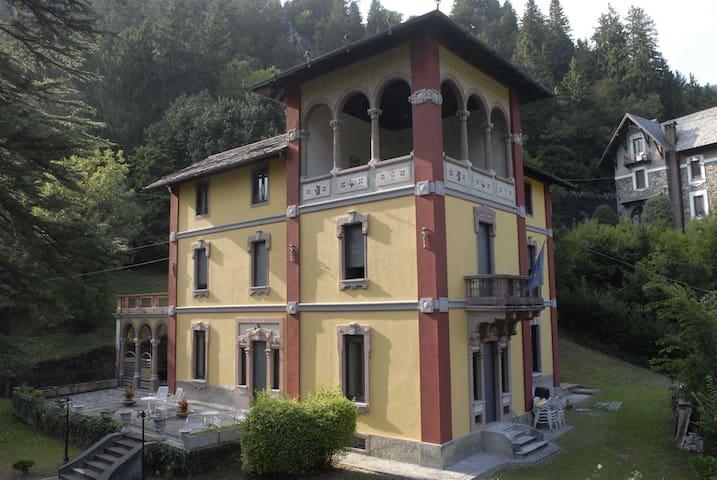Villa romantica fra le montagne di Gromo - Gromo - Villa