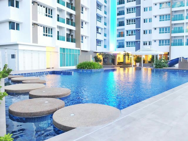 Great House for Family Gathering - Perai - Appartement