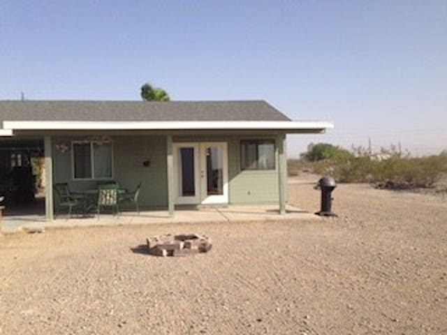 Casita near Colorado River - Big River