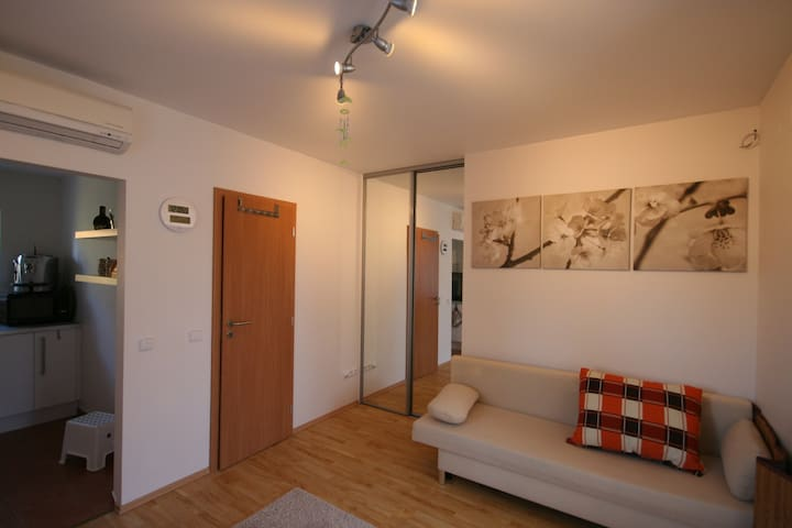 Separate apartment for two persons - Roztoky - Apartamento