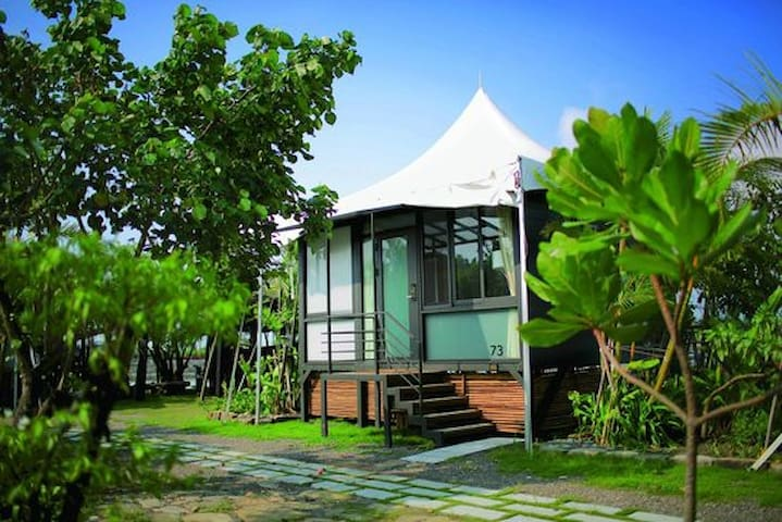 福灣莊園-日出小Villa(Fuwan sunrise villa) - Donggang Township - Guesthouse