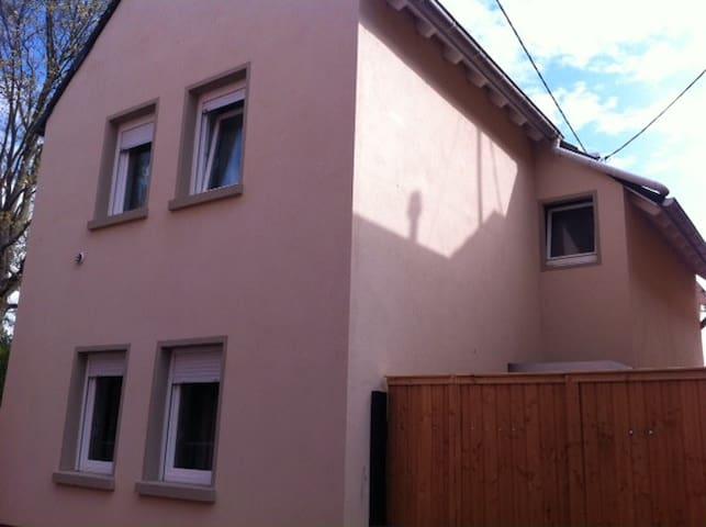 Wohnung für Selbstversorger - Ludwigshafen am Rhein - Hus