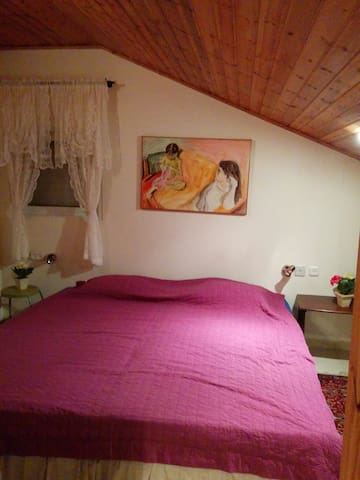 Charming B & B full of warmth and love - Kfar Yona - Daire