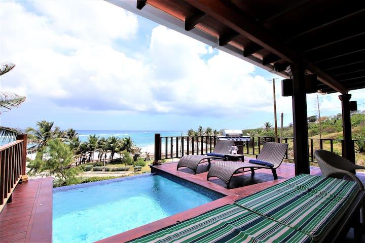 Far Away Beach Villa - Saint Philip - Villa