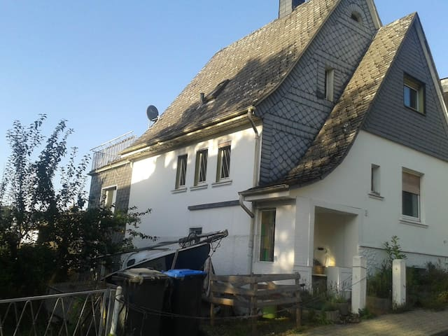 Möblierte FeWo / Monteurswohnung - Siegen - Apartamento