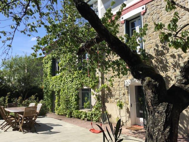 L'orchidée gîte de charme centre Carcassonne - Carcasona - Adosado