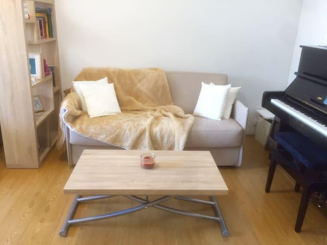 Studio fonctionnel au coeur de Vauban - Lille - Apartamento
