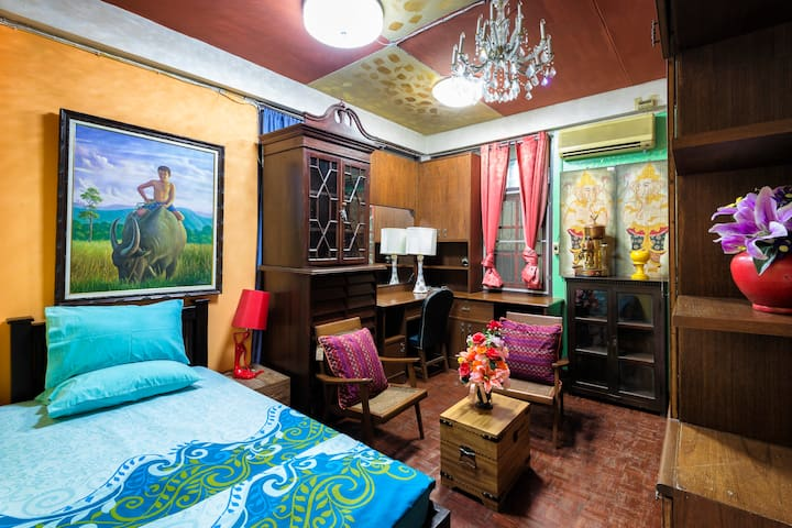 Guesthouse near historical attractions - Bangkok - Gästehaus