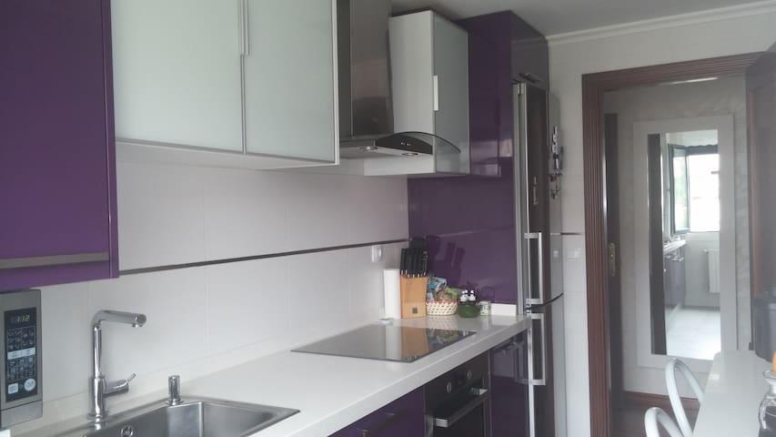 confortable apartamento - Astillero - Wohnung