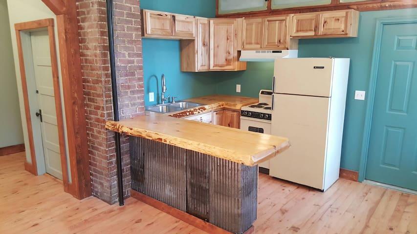 Loft style studio in Penns Valley - Millheim - Departamento