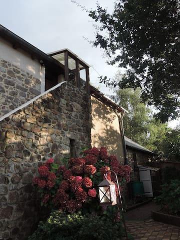 La tranquilitée - Saint-Pern - Gästhus