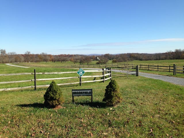 Horse Estate - Near Middleburg and Upperville - Delaplane - Гестхаус