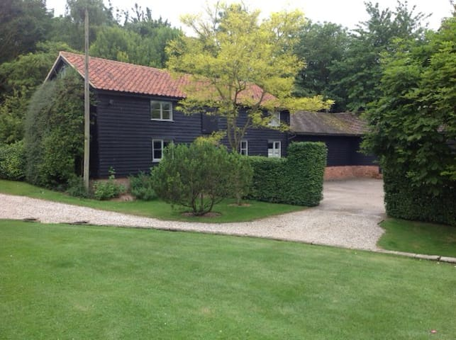 Luxurious and charming Barn conversion. - Little Chishill - Haus