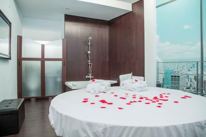 Hotel temático,romántico y original (PHONE NUMBER HIDDEN) - Granada - Herberge