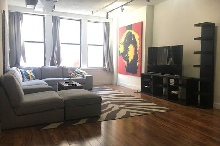 Large High End Village Loft - Private Room! - New York - Appartement