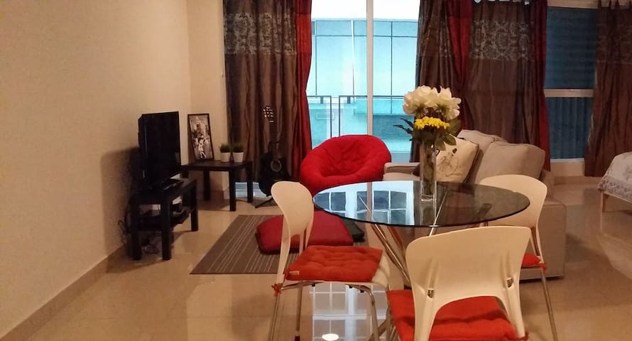 Cosy Studio Apt at Pacific Place Ara Damansara - Petaling Jaya - Appartement