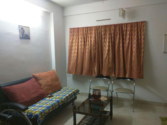 Cozy 2bedroom Apartment in the city - Thiruvalla - Apartament