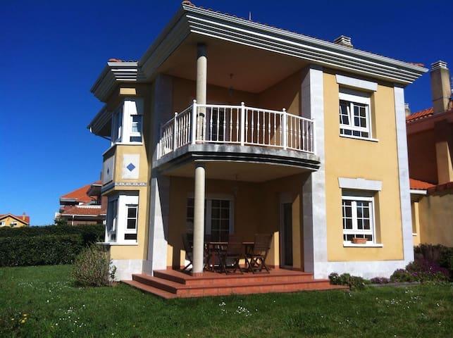 Casa en la Costa de Cantabria - Ajo - Dom