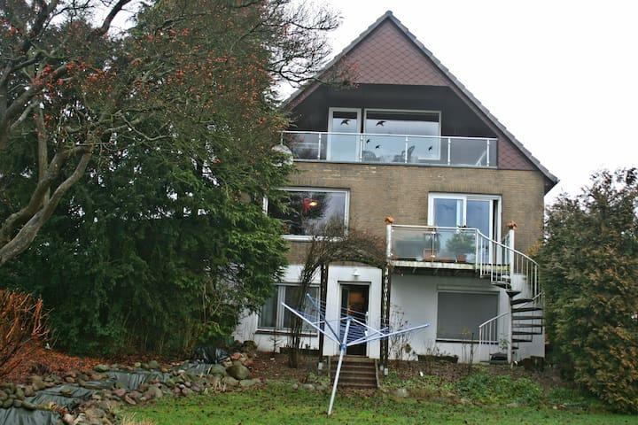 Gemütliches Zimmer auf dem Lande - Schönhorst - Apartment