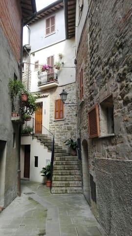 House in Borgo Castello di Ripa - Ripa - Leilighet