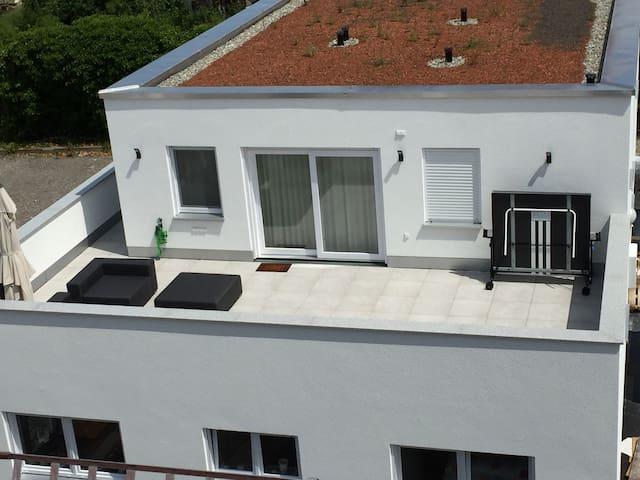 New Luxury Penthouse (2016) in Historic Old Town - Rottenburg am Neckar - Кондоминиум