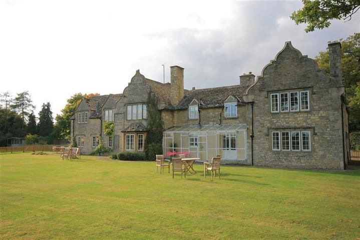 Home Farm, Cokethorpe (16) - Witney - Hus