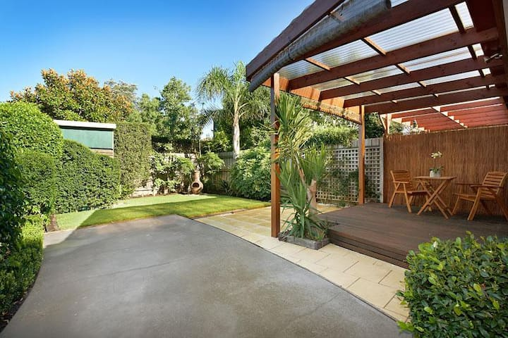 Cosy and central house in the heart of Caulfield - Caulfield